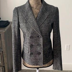 J.Crew wool jacket size 4